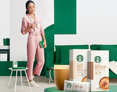 Starbucks Instant Premium Cofee