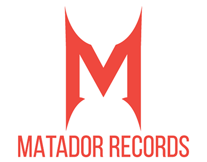 Before and After: Matador Records Logo Project