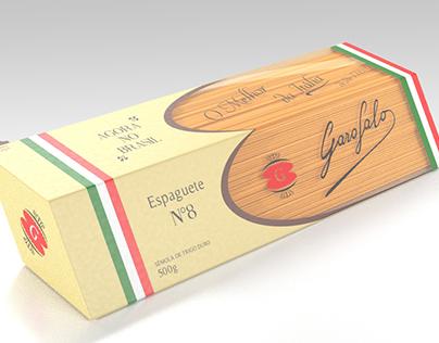 Pasta Pack Mockup