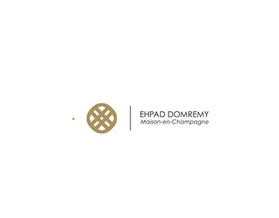 Logotypes ▶ EHPAD Domrémy, Brand it...