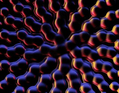 Organic-looking n-dimensional isosurfaces