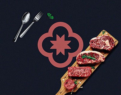 Roma's Steak | Identidade Visual