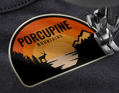 Patch Design / Logo Branding / Sticker