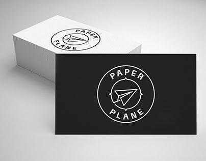 Logo Paper Plane