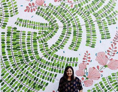 Wall Art | Locals x Society | Brihati Foundation