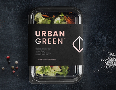 Urban Green Branding