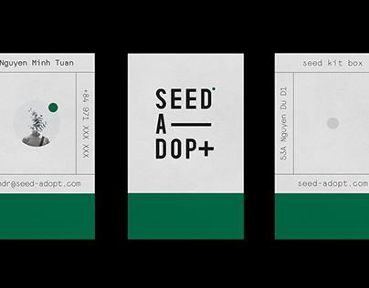 SEED - ADOPT | Seed Kit Box