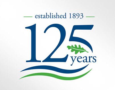 125th Anniversary Logo & Visual Identity