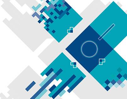Logo, magazine layout design for Outsourcing Magazine