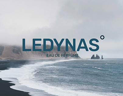 Ledynas Eau de Perfume Corporate Design