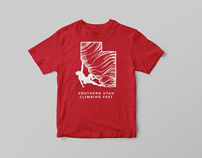Southern Utah Climbing Fest Shirt