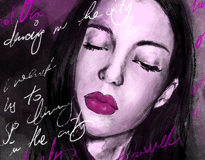 Purple (Painting)