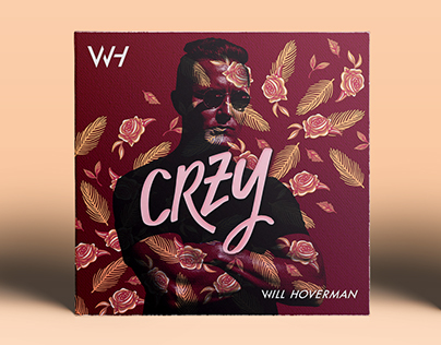 CRZY EP / Yu Love Single Covers