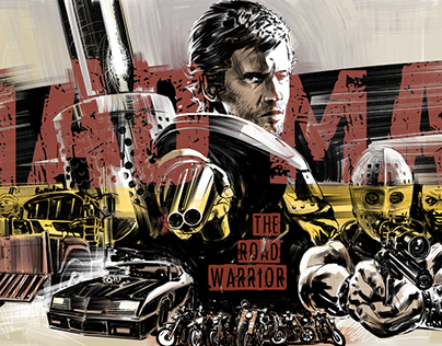 Mad Max 2 - poster