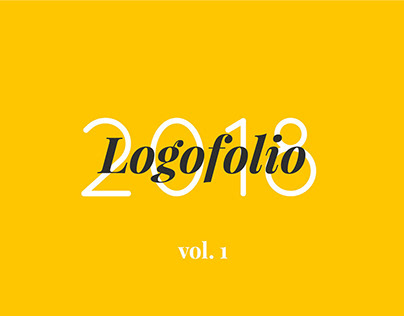 Logofolio 2018 Vol. 1