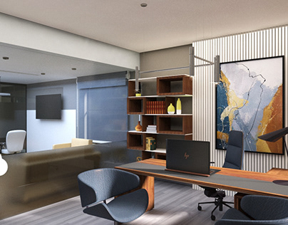 CEO room design