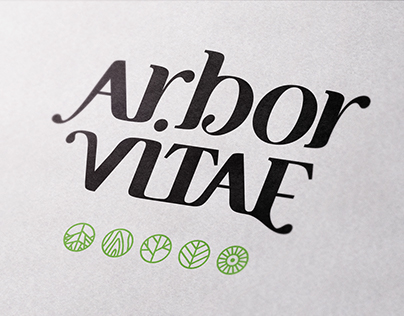 Graphic Design   Arbor Vitae