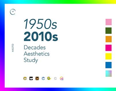 Decade Design Trends 1950s-2010s