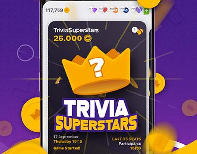 Trivia Superstars Huawei Marketing