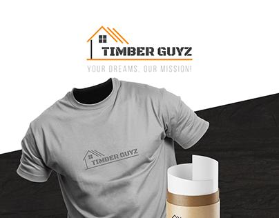 Timberguys Branding & Social Media