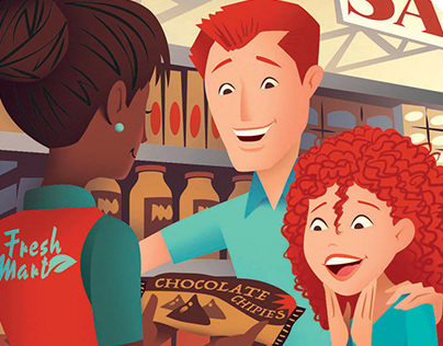 """Chikldren's Book """" The End OF Chocolate"""""""