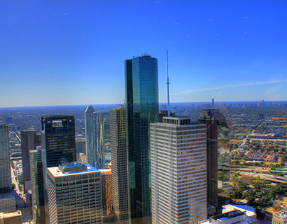 The City Of Houston, Texas