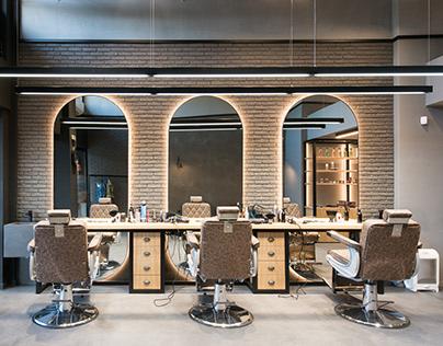 Scissor hair design | Thessaloniki