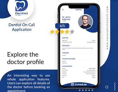 Dentist App Development
