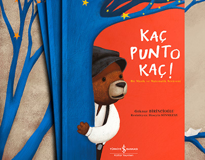 CHILDREN'S BOOK | KAÇ PUNTO KAÇ!
