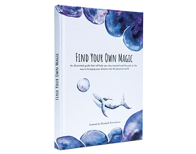 Find Your Own Magic, Guided Journal