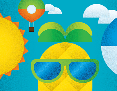Summertime is Partytime - Party City Seasonal