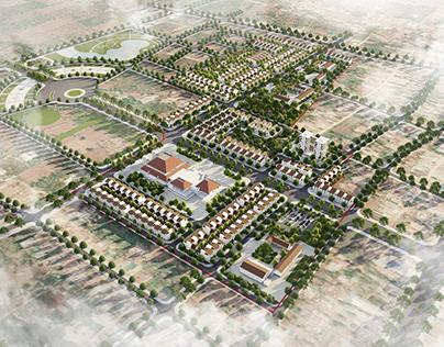 1. Urban Planning TTTM An Binh Daklak 2020-2021