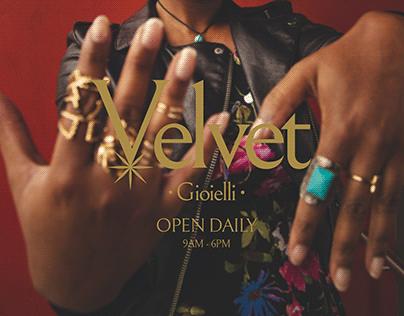 Velvet Gioielli - Brand Identity