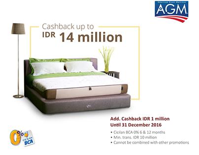BCA - AGM ADS