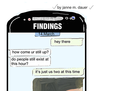 FINDINGS Comic