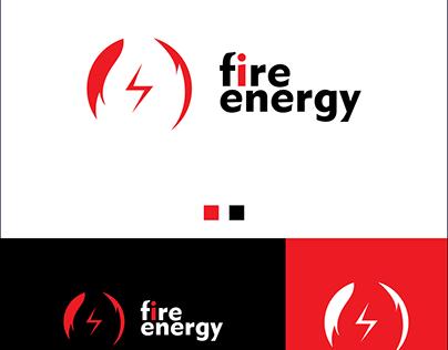 Fire Energy Logo Design