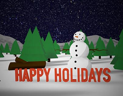 Happy Holidays Card 2014