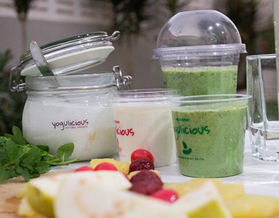 Yogolicious Branding