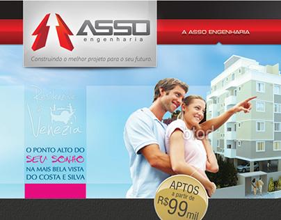 ASSO Engenharia Website