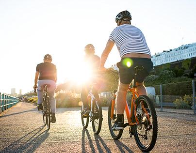 Brighter Bikes Bike Indicator