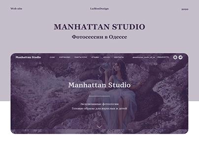 Photostudio website