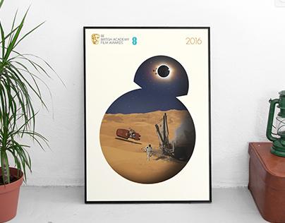 Star Wars: The Force Awakens - BAFTA Poster