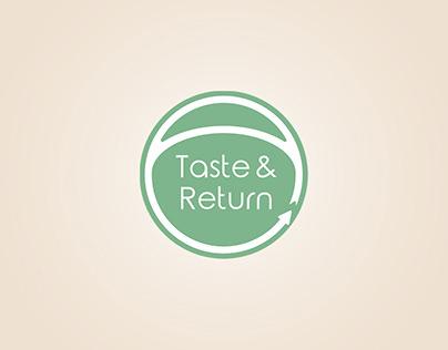 TASTE&RETURN