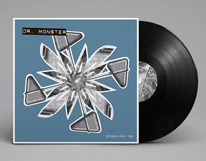 Dr. Monster - Album Art