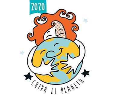 Calendario Cuida el planeta!