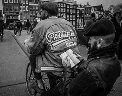 Inspired by Ed van der Elsken - Amsterdam