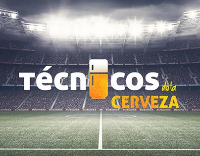 Técnicos de la cerveza | Cerveza Aguila - Board