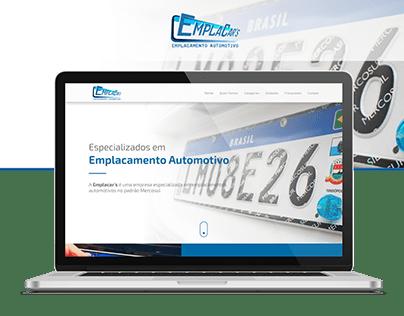 Website - Emplacar's