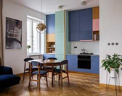 kroniki • Praga apartment