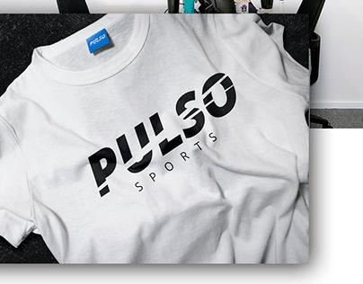 Aplicação de Logo - Pulso Sports